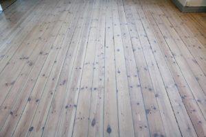 Genskab dit flotte gulv med en gulvslibning