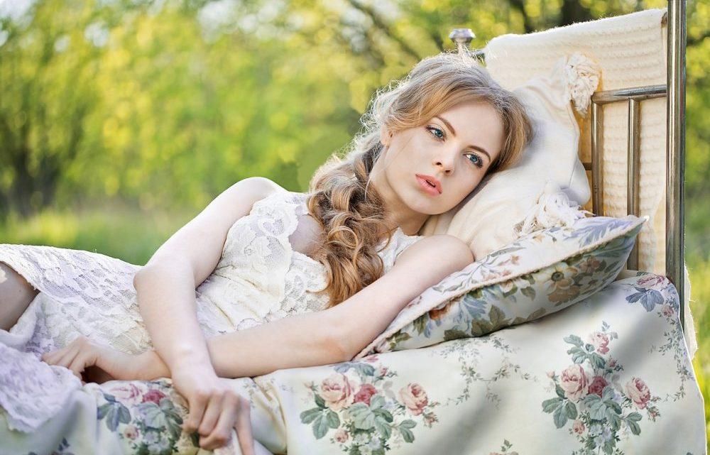 Få søvn i din egen seng