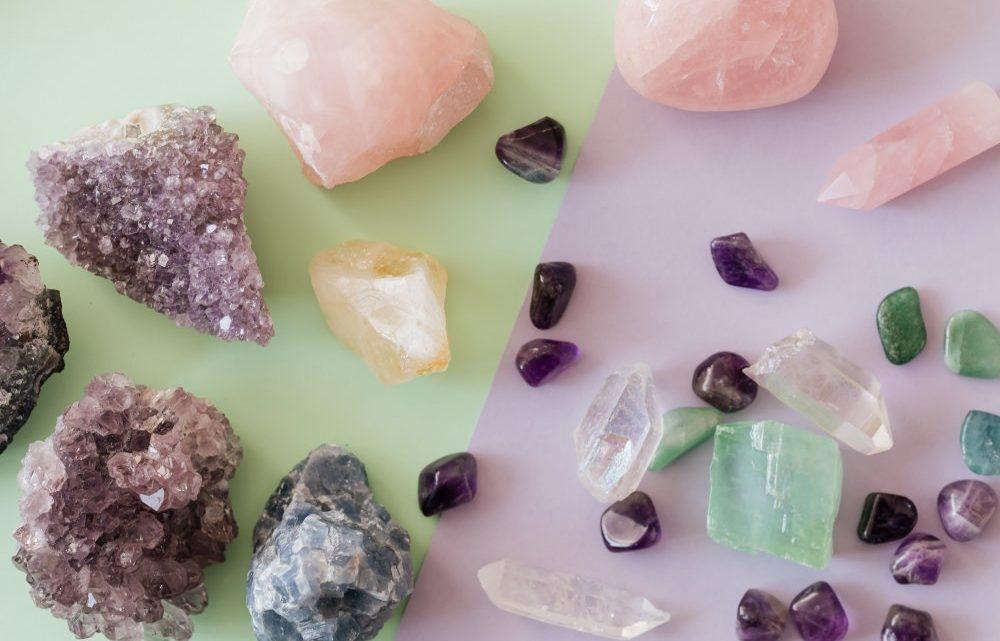 Krystaller er både smukke og utroligt kraftfulde – læs mere om dem her