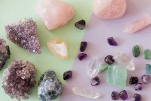 Krystaller er både smukke og utroligt kraftfulde - læs mere om dem her