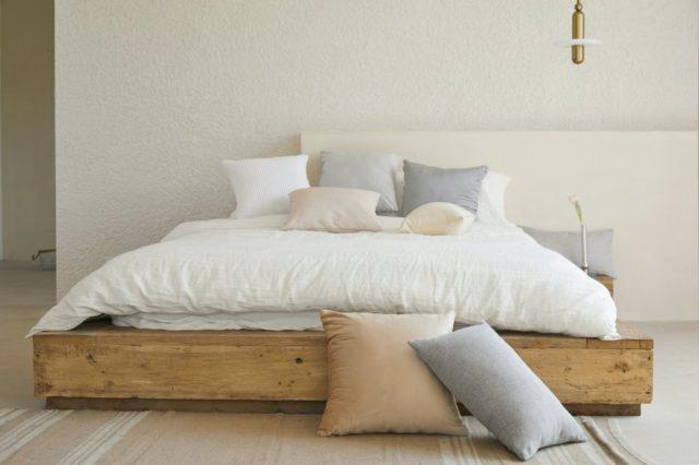 3 forskellige typer senge
